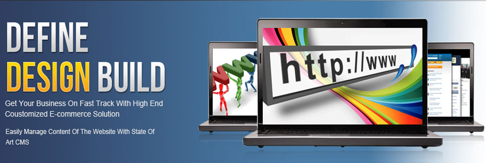 Ecommerce website development Delhi